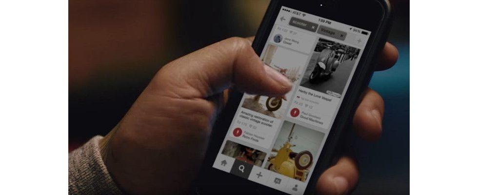 Search Ads bei Pinterest: Targeting nach Suchanfragen ab jetzt möglich
