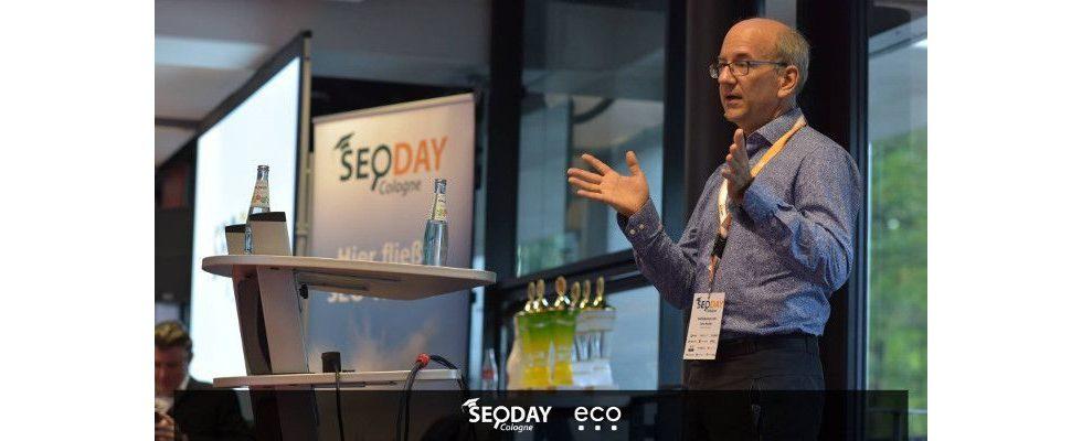 SEO-Expertentipps, frische Daten & wertvolle Grundlagen – der SEO-Day 2017