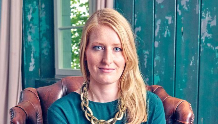 Julia Bösch, CEO bei Outfittery