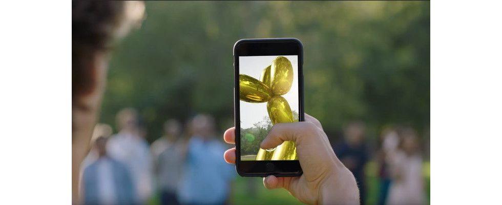 Marketing-Potential: Snapchat arbeitet mit Künstlern an AR Lenses