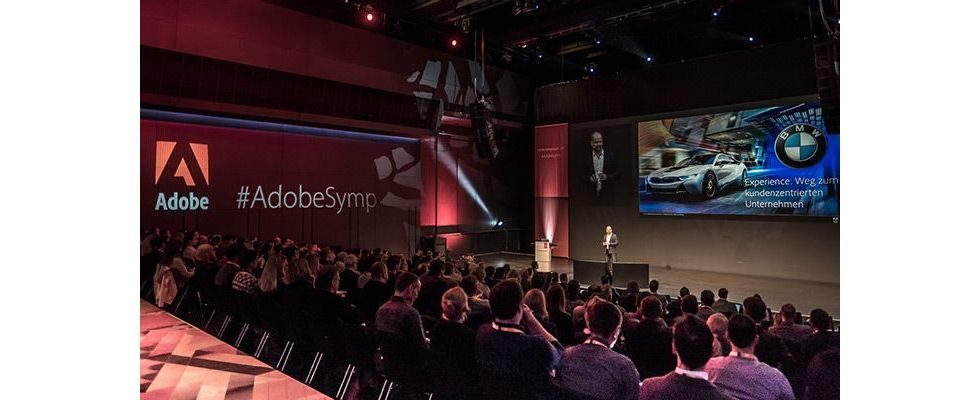 Experience is the new strategy! – Das Adobe Symposium 2017 in München stellt den Kunden in den Mittelpunkt