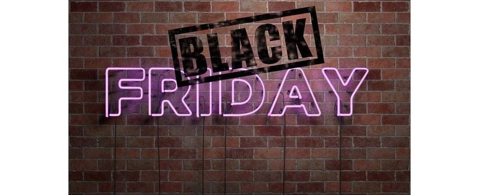 Black Friday: Rosige Zeiten am schwarzen Freitag