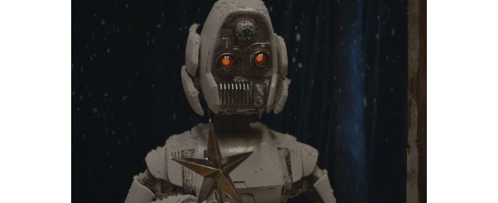 Künstliche Intelligenz in Festlaune: Edekas herzerwärmender Science-Fiction-Spot zu Weihnachten