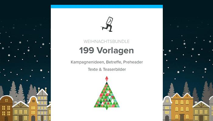 So überzeugst du mit weihnachtlichen Mailings deine Empfänger