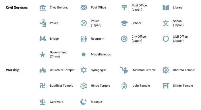 Google Maps Redesign Neue Icons Und Intelligentere Karten