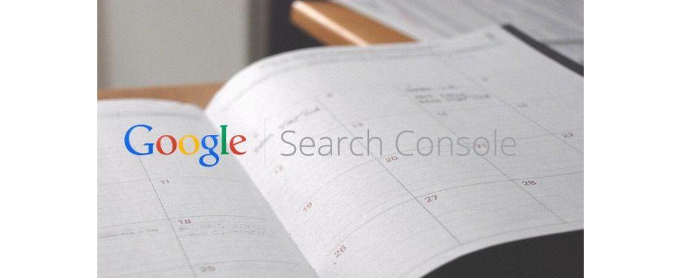 Endlich: Google Search Console rollt die Beta-Version für alle aus und zeigt Daten für 16 Monate