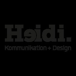 Heidi. Kommunikation + Design