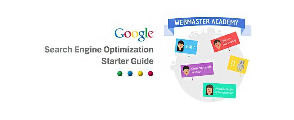 Neuer SEO Starter Guide: Google zeigt, wie SEO richtig geht
