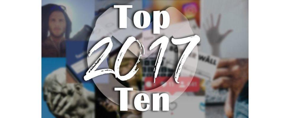 Unsere Top Ten des Jahres: Das sind die meistgelesenen Artikel 2017