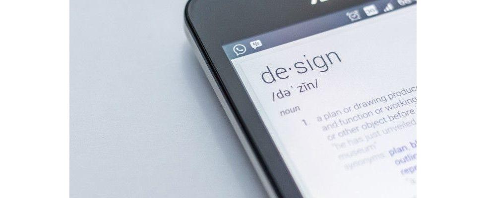 Design-Trends für 2018: Von Scrolling-Effekten bis zur mobilen Animation