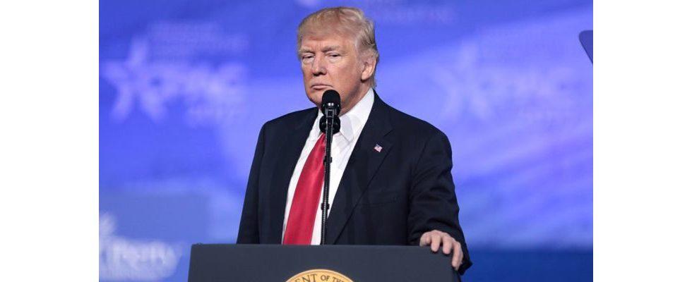 Trumps Fake News Awards werden zur Farce – nicht nur dank eines 404 Errors