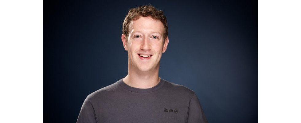 Facebook: Zuckerberg fordert mehr Regulierung von Internetunternehmen
