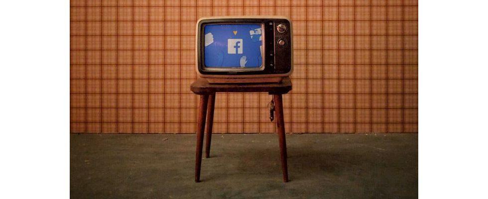 Facebook Watch soll unser Verhalten ändern – und den Streaming-Markt erobern