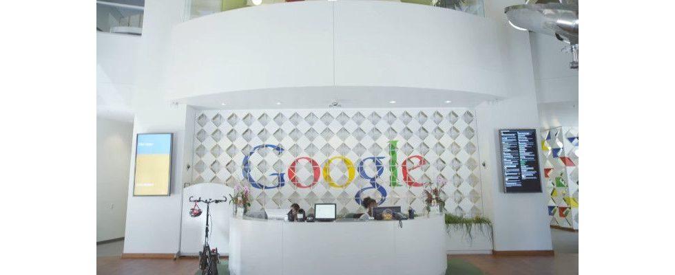 Google zahlt Millionen für die Lobby – auch Amazon, Facebook und Co. investieren