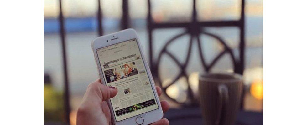 Hamburger Abendblatt testet Influencer Marketing – und generiert vierstellige App-Downloads
