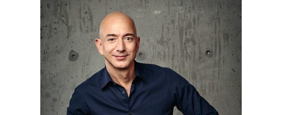 Bezos verkauft Amazon-Anteile für 1,9 Milliarden US-Dollar