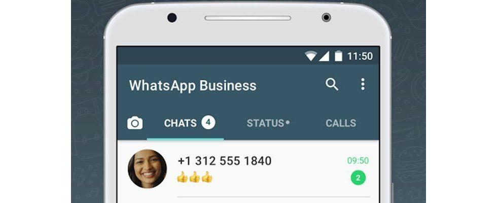 WhatsApp Business gelauncht: Das sind die neuen Funktionen für Unternehmen