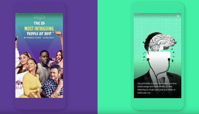 Google AMP Stories: Freie Konkurrenz zu Instagram- und Snapchat-Feature