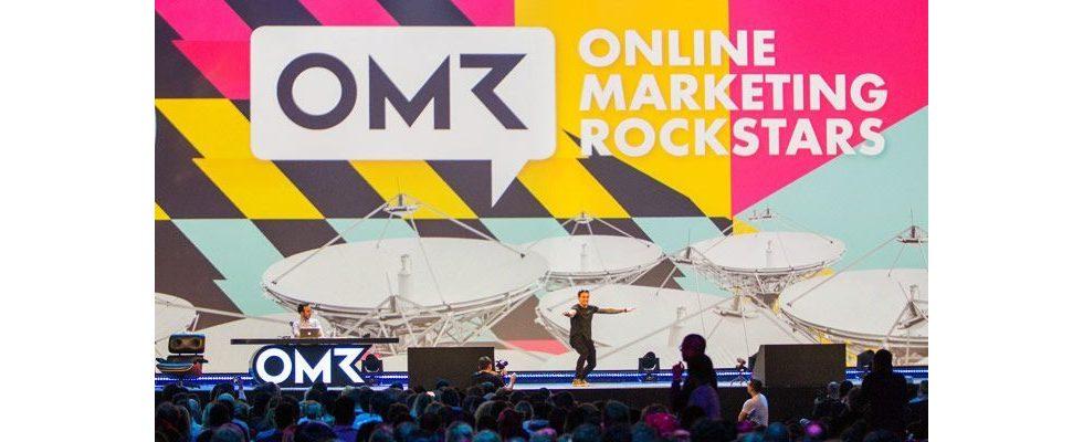 Online Marketing Rockstars Festival 2018: Die größte OMR aller Zeiten
