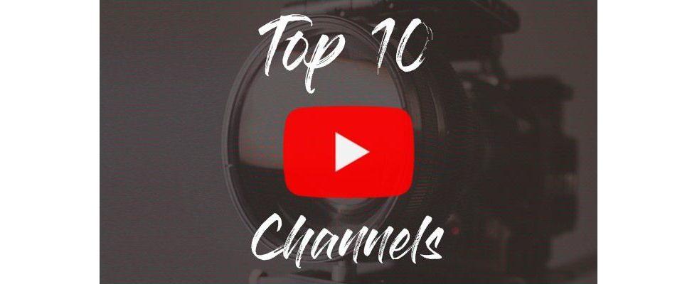 YouTube Top 10: Die weltweit erfolgreichsten Kanäle mit den meisten Abonnenten