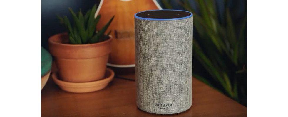 Amazon reagiert auf Alexas gruseliges Lachen