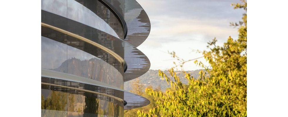 Apples unsichtbares Problem: Neues Gebäude bereitet Mitarbeitern Schmerzen