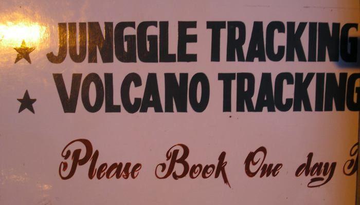 Bei zu viel Tracking könnte der Vulkan ausbrechen (c) Ralf Scharnhorst