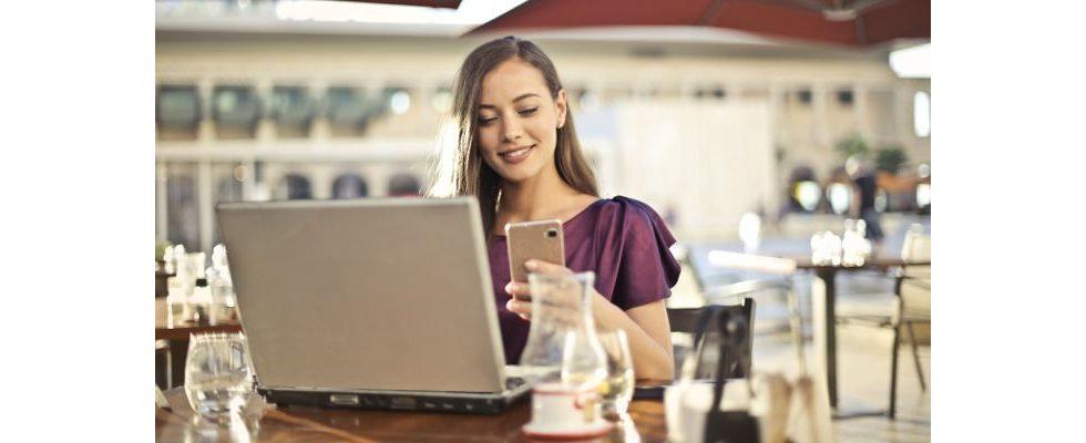 Frauen leben immer häufiger von eigener Erwerbstätigkeit