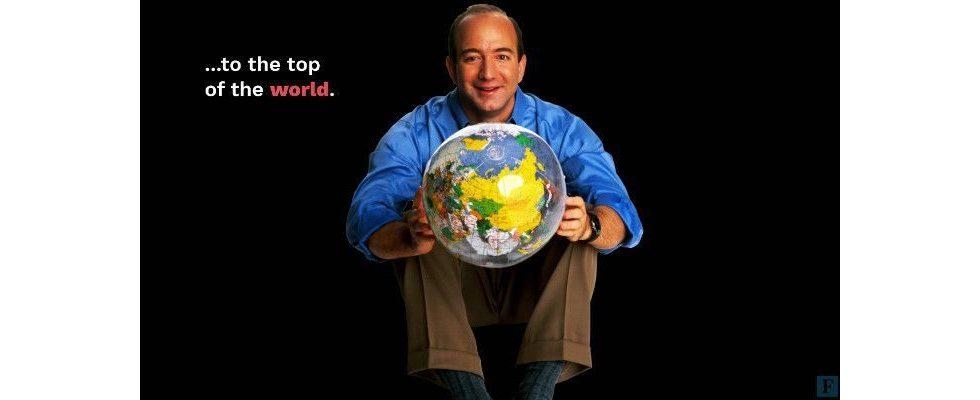 Jeff Bezos ist reichster Mensch der Welt: Amazon, Google, Facebook und Co. auf der Forbes Richlist