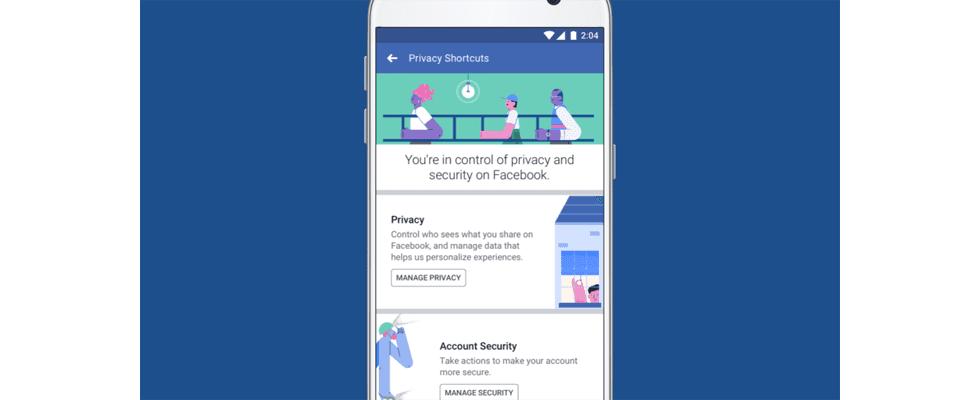 Mehr Kontrolle für User: Facebook will Tools für Privatsphäre überarbeiten