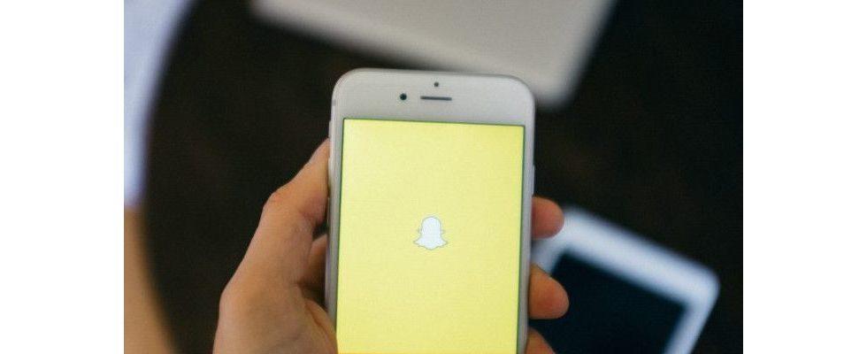 Snapchat testet erstmals User Tagging: Eine neue Chance fürs Marketing auf der Plattform
