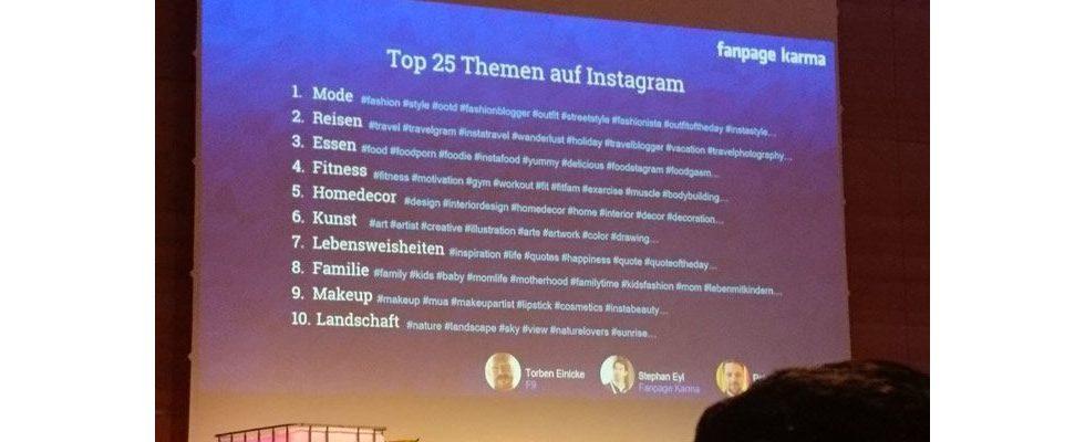#AFBMC: 30 Instagram Hacks von 3 Experten für deinen Erfolg auf der Plattform