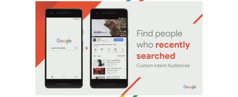 TrueView for Action Ads und Suchintentionen: Google-Daten sollen YouTube-Werbung effizienter machen