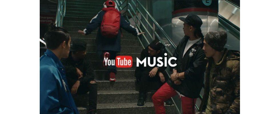 YouTube will Playlisthörer mit Ads nerven, um Bezahlservice zu pushen