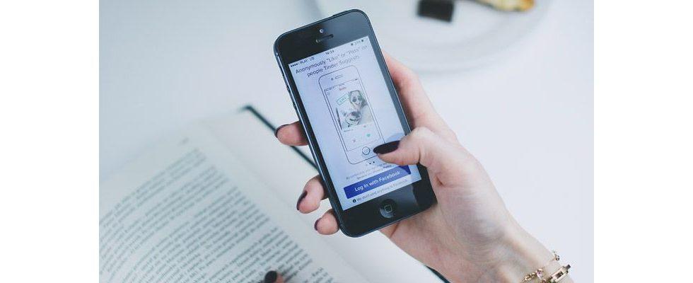 Ausgesperrt: Panne bei Tinder-Anmeldung über Facebook