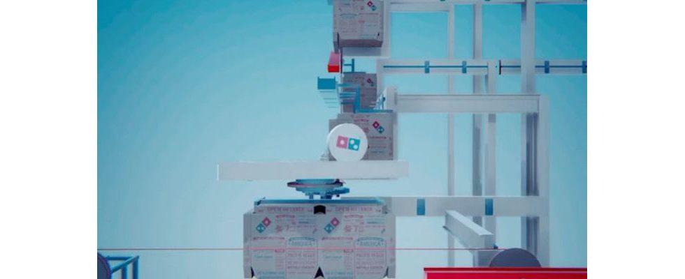 Domino's lockt Kunden mit Videospiel für gratis Pizza