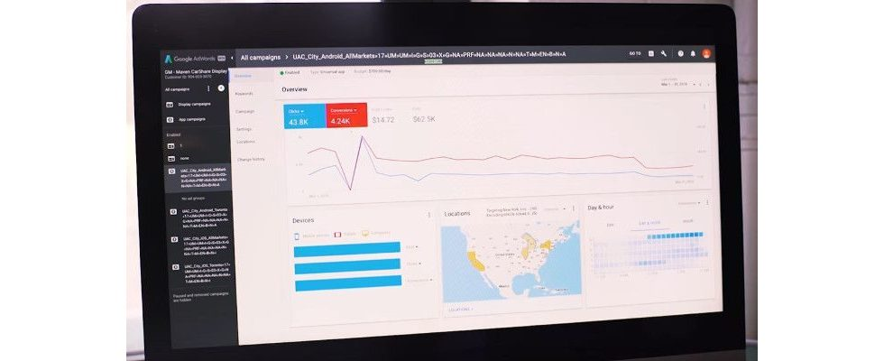 Google AdWords: Variable Responsive Search Ads getestet – und das neue Interface wird verbindlich