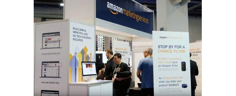 Amazon will den Werbemarkt erobern – und hat beste Voraussetzungen