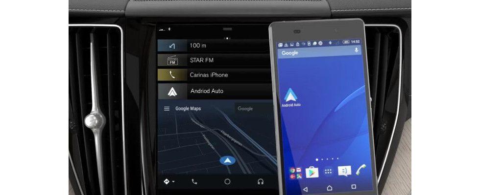 Neue Volvos mit Google Maps und Assistant – Auch Alexa hält bei Autos Einzug