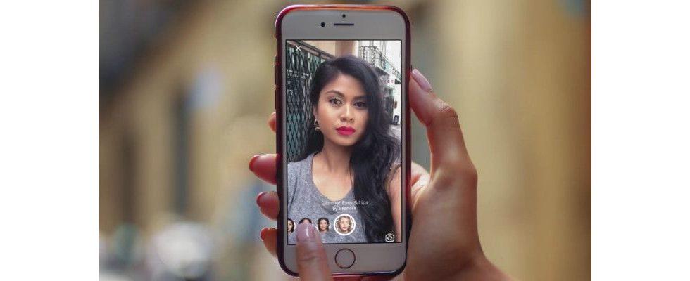 Facebook redesignt den Messenger – und bringt AR für Marken mit ins Spiel