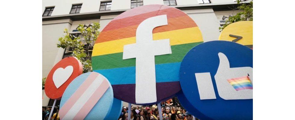 Facebook ergreift deutlich mehr Maßnahmen gegen Hate Speech und Terrorpropaganda