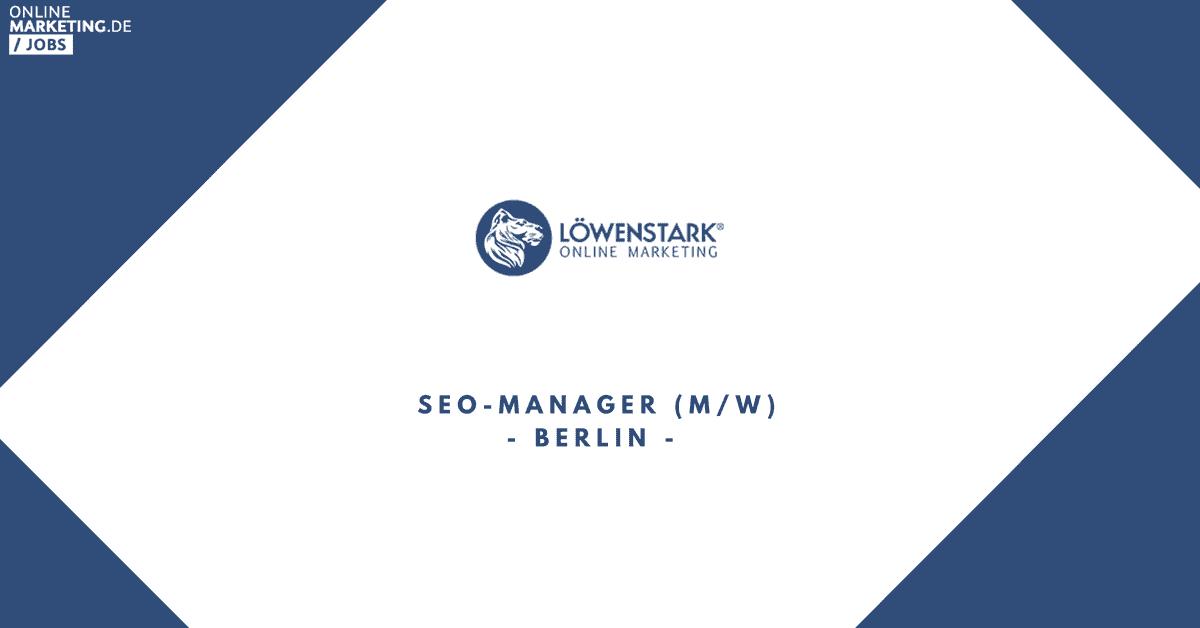 SEO-Manager (m/w) | OnlineMarketing.de
