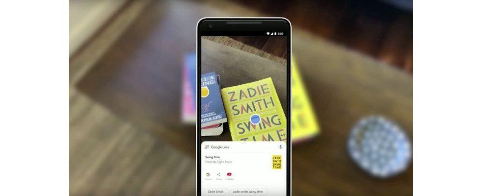 Googles Updates zu Lens und News: Informationen zu jedem Objekt vor der Kamera – und zum Weltgeschehen
