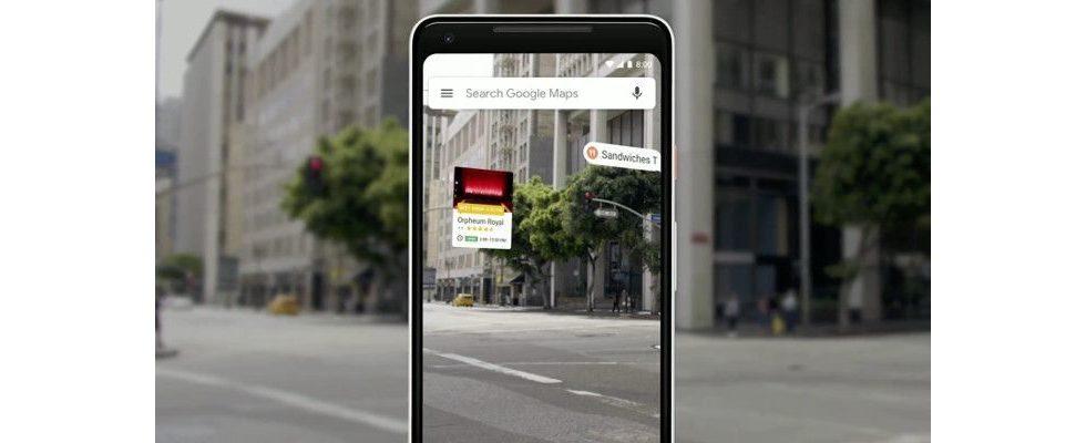 Das neue Google Maps: Explore Tabs, Gruppenplanung und AR über die Kamera