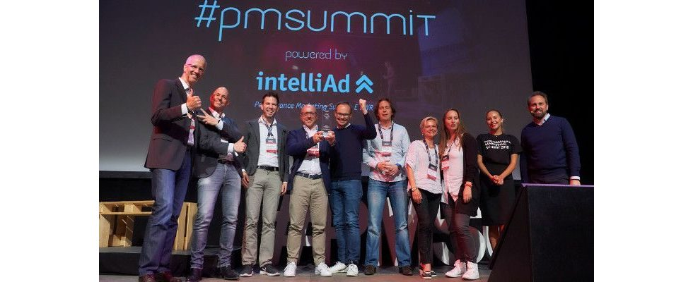 Performance Marketing Summit 2018: Territory Media GmbH & Payback GmbH gewinnen DRIVE Awards