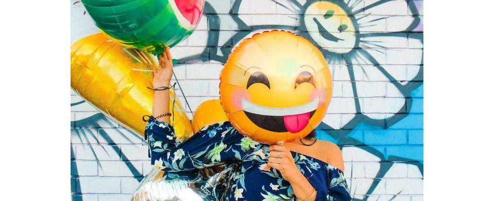 Studie: Smileys in geschäftlichen E-Mails wirken inkompetent