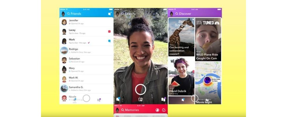 Snapkit: Snapchat bringt eigene Developer Plattform