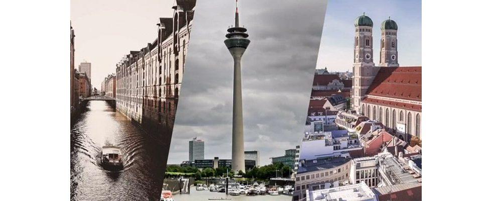 Customer Analytics, DSGVO und First Party Data: Webtrekk Live in Hamburg, Düsseldorf und München