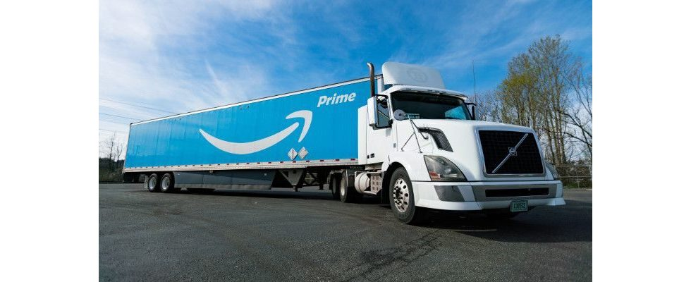 Amazon will einen eigenen Lieferdienst aufbauen und fördert Startups, die mitmachen