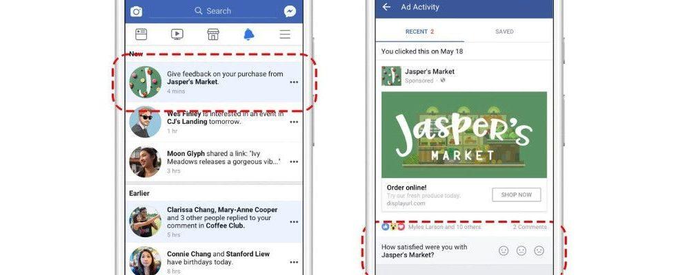 Facebook könnte Unternehmen mit schlechtem Service das Werben verbieten